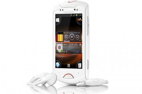 Sony ericsson live with walkman wt19i