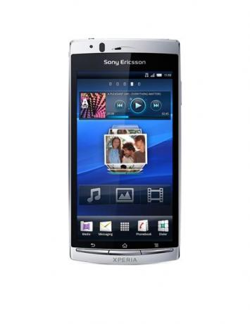 Sony Ericsson Xperia arc S LT18i