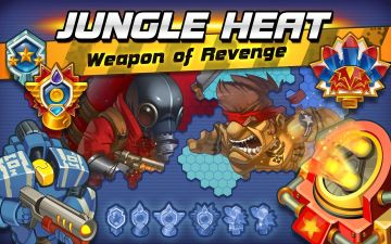 Jungle Isı: Revenge Silah