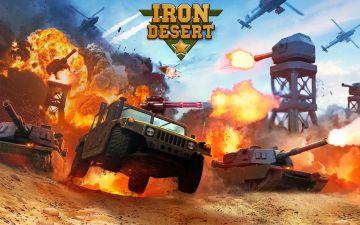 Deserto de Ferro