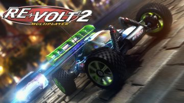 Re-Volt 2: MULTIJOUEUR