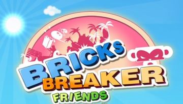 BRICKS BREAKER - FRIENDS