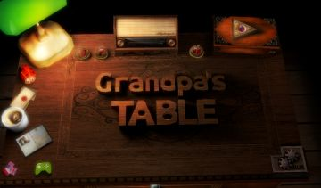 Grandpa Table Demo
