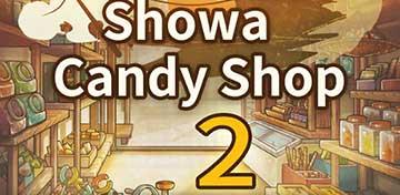 Showa saldainiai parduotuvė 2