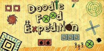 Doodle alimentare Expedition