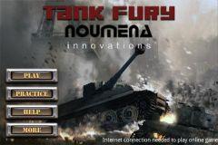 Tanque 3D Furia