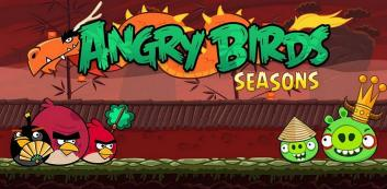 Angry Birds Seasons: Rok Smoka