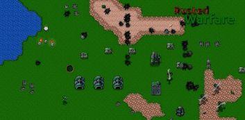 الصدئة الحرب - RTS