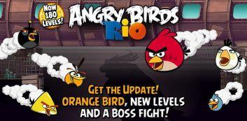 Angry Birds Rio: Smugglers 'Plane