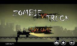 Zombie vs Camion