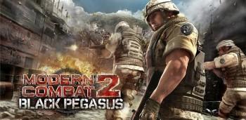 Modernā Combat 2: Black Pegasus