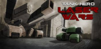 Tank Hero Wars láser