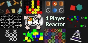 4 Gracz Reactor