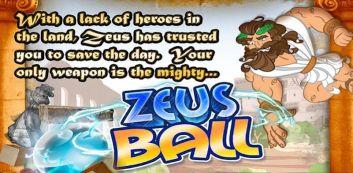 Zeus míč