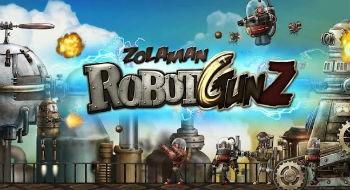 Zolaman روبوت Gunz