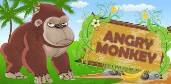 Dusmīgs Monkey