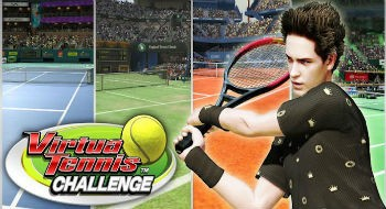 Défi Virtua Tennis