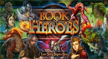 Kniha hrdinů