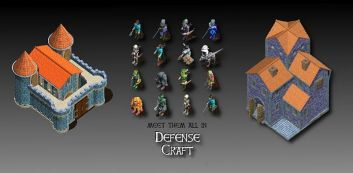 Forsvar Craft Strategi HD v.3.1