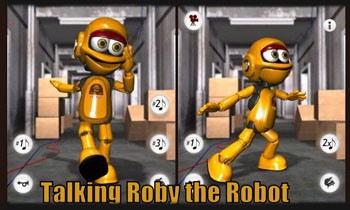 Parlare Roby il Robot