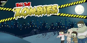 Zombies öldür