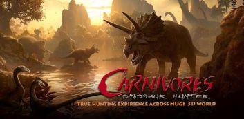 Carnívoros: Dinosaur Hunter HD