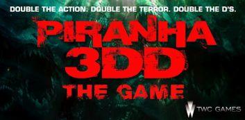 Piranha 3DD: เกม