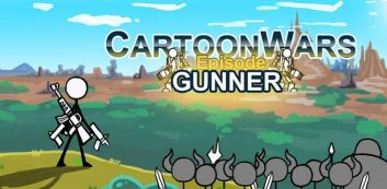 Cartoon Wars: Gunner znak +