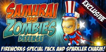 SAMURAI vs Zombies DIFESA
