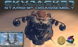 Starship Demontage 3D