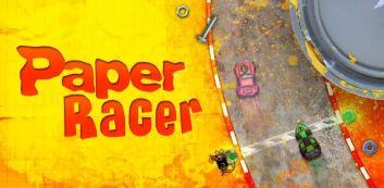 Papír Racer