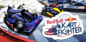 Red Bull Kart lutador WT
