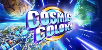 Cosmic Colony - Space Colony