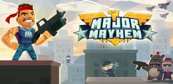Maggiore Mayhem