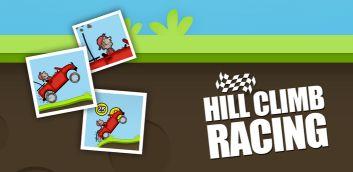 """Hill Climb """"lenktynės"""