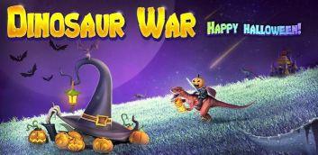 Динозавър война