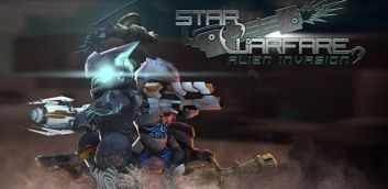 Csillagok Warfare: Alien Invasion HD v.2.20.01