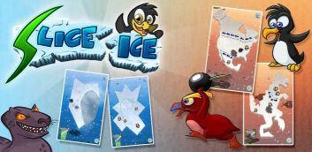 Snijd het ijs!