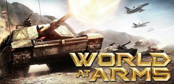 World pēc v.1.0.7 Arms