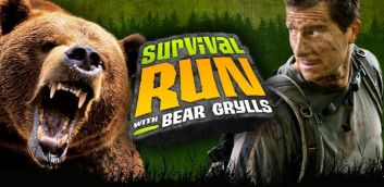 Survival Run com Bear Grylls