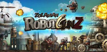 Zolaman Robotas Gunz HD v.1.2.3