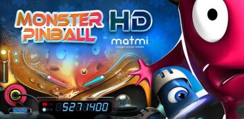 Monstro Pinball HD v.1.0