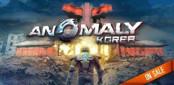 Anomālija Koreja v.1.0