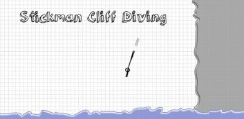 Stickman Cliff Diving v.2.3