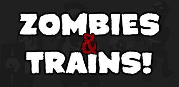 Zombijiem un vilcienu!