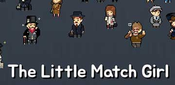 The Little Match Girl: Happy