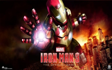 Iron Man 3 - Official Game