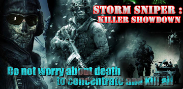 Storm Sniper Killer Showdown