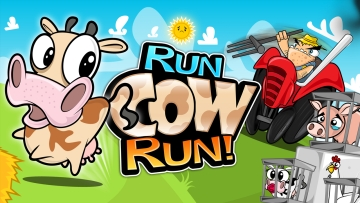 Kjør Cow Run (Kjør Cow Run)