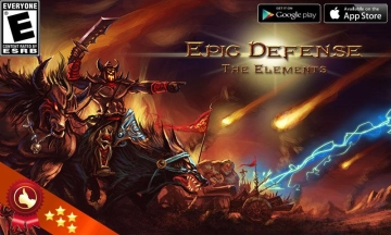 Epic Defense - Az elemek